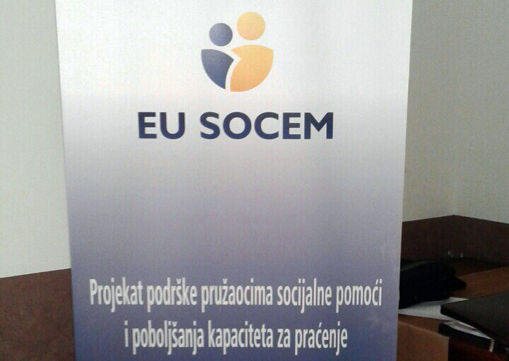 """U okviru IPA Projekta Delagacije EU koji impletira SOCEM održana je druga radionica na temu: """"Uvođenje pomoći u kući"""""""