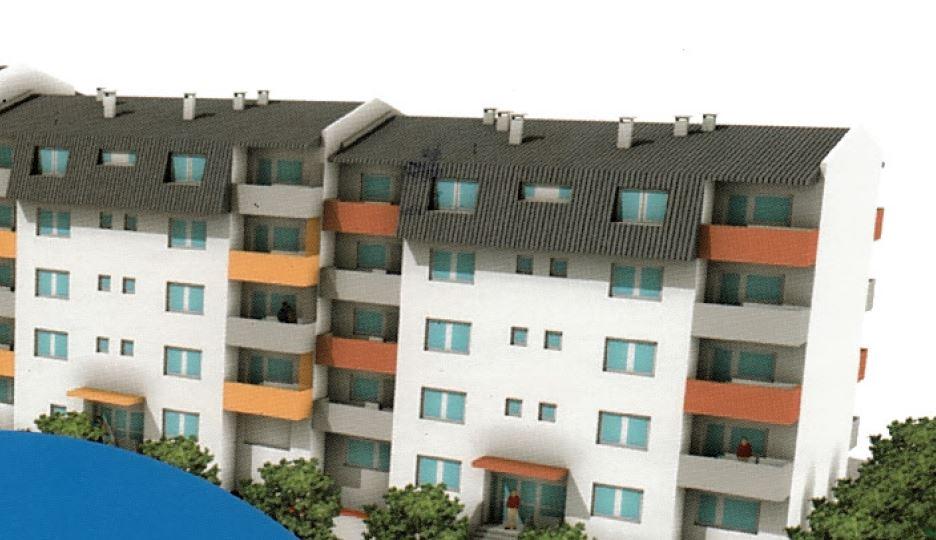 Zatvaranje kolektivnih centara i alternativnog smještaja putem osiguranja javnih stambenih rješenja